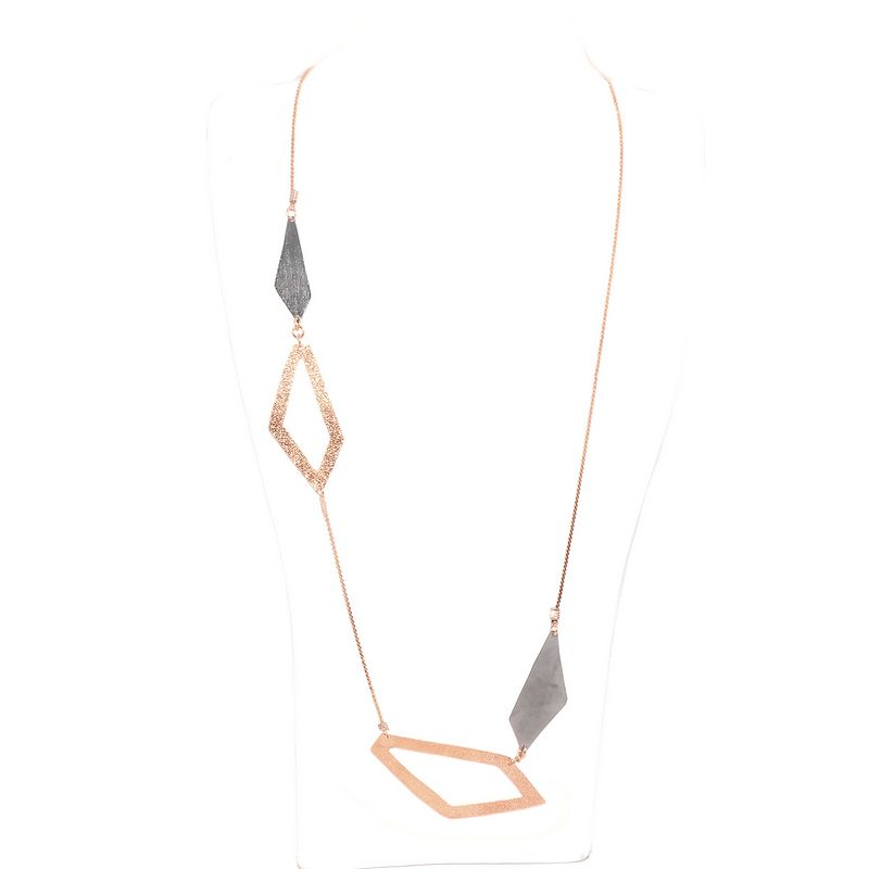 Necklace A4202-Rose Gold
