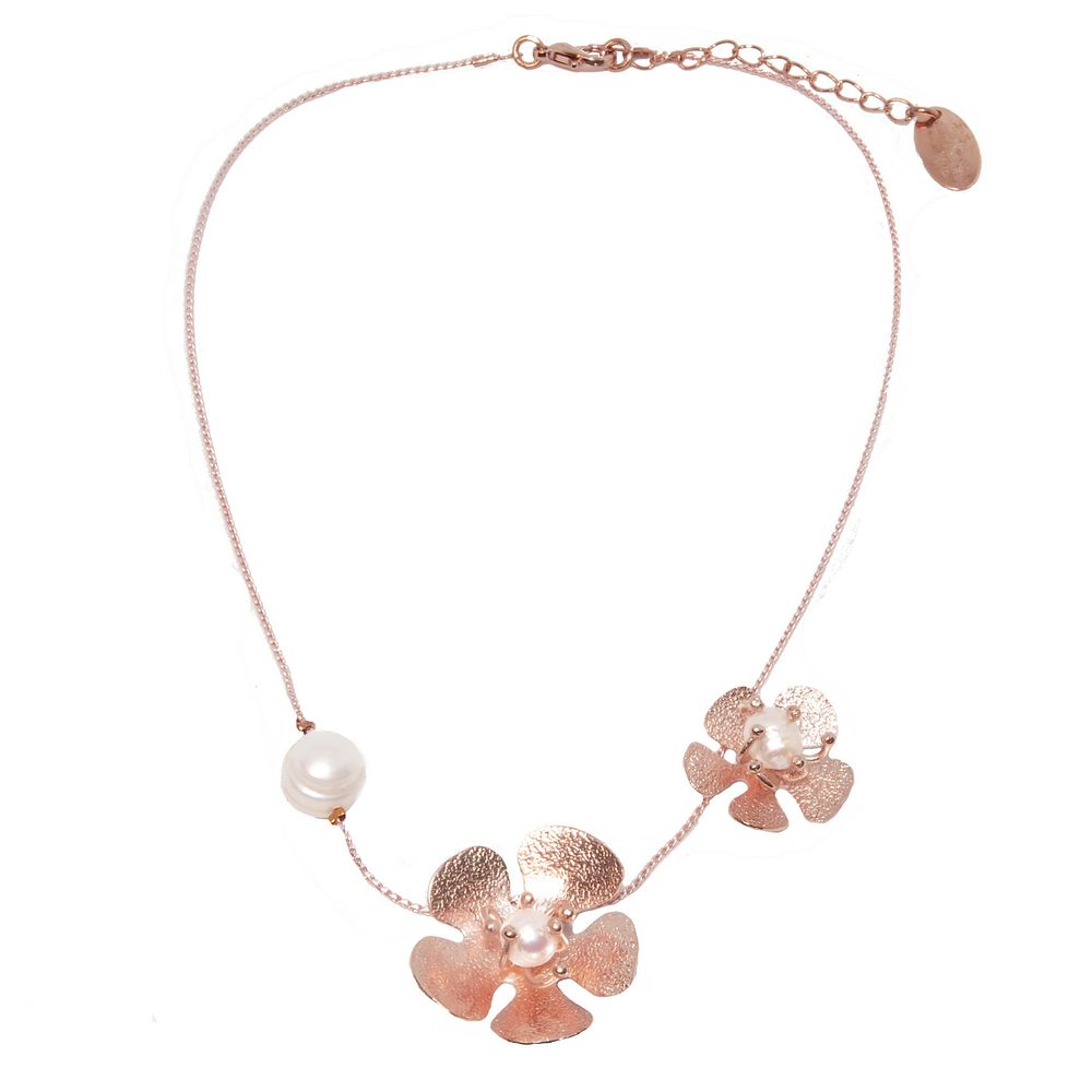 Necklace A4360-White
