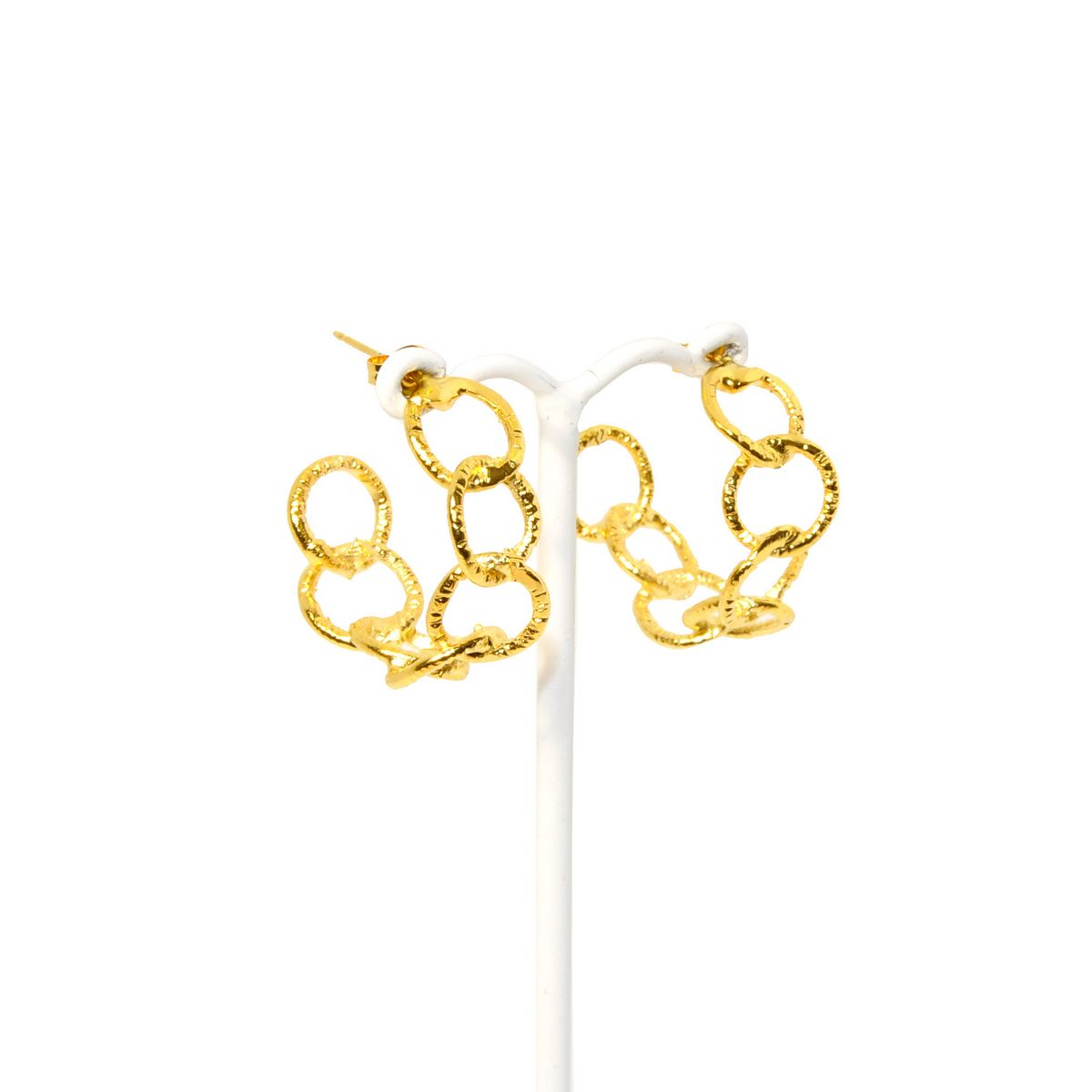 Earrings AF4342-Gold- plated