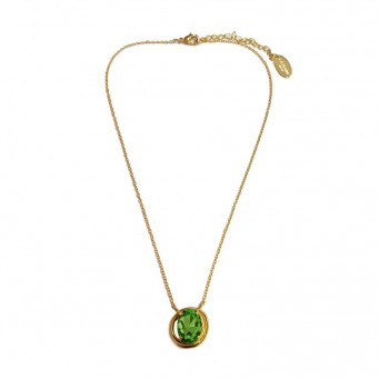 Necklace A4527-Green