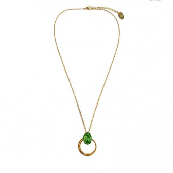 Necklace A4528-Green