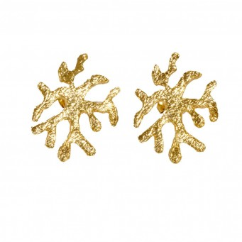 Earrings AF3646-Gold- plated