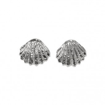 Earrings AF4193-Silver- plated
