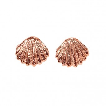 Earrings AF4193-Rose Gold- plated