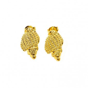 Earrings AF4195-Gold- plated