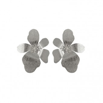 Earrings AF4535-Silver- plated