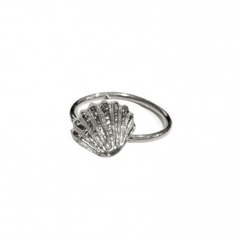 Rings D4403-Silver- plated