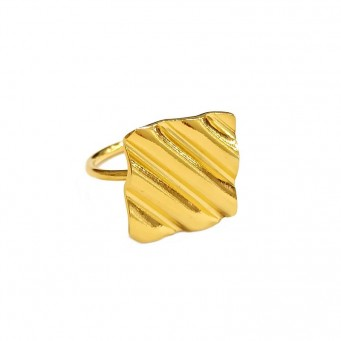 Rings D4594-Gold- plated