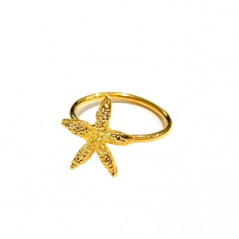 Rings D9138-Gold- plated