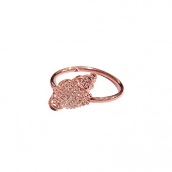 Rings D9139-Rose Gold- plated