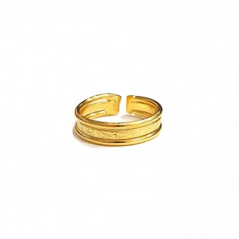 Rings D9171-Gold- plated