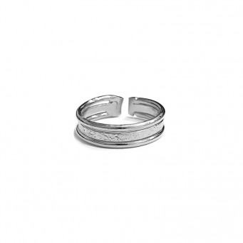 Rings D9171-Silver- plated
