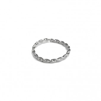 Rings D9173-Silver- plated