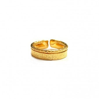 Rings D9175-Gold- plated