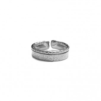 Rings D9175-Silver- plated