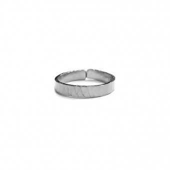 Rings D9177-Silver- plated