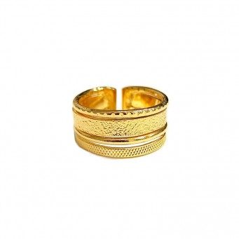 Rings D9184-Gold- plated