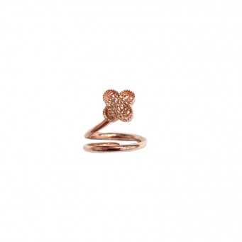 Rings D9186-Rose Gold- plated