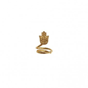 Rings D9187-Gold- plated