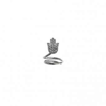 Rings D9187-Silver- plated