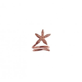 Rings D9190-Rose Gold- plated