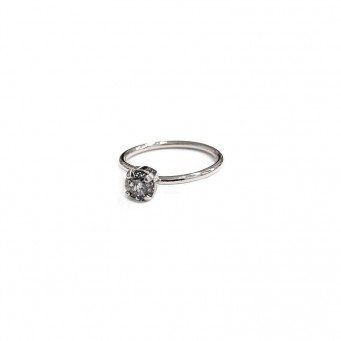 Rings D9192-Silver- plated