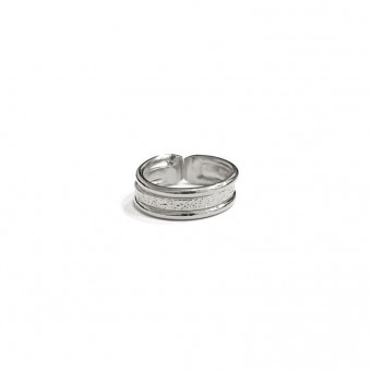 Rings D9170-Silver- plated