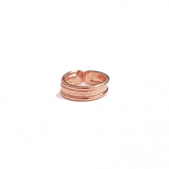 Rings D9170-Rose Gold- plated