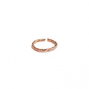 Rings D9172-Rose Gold- plated