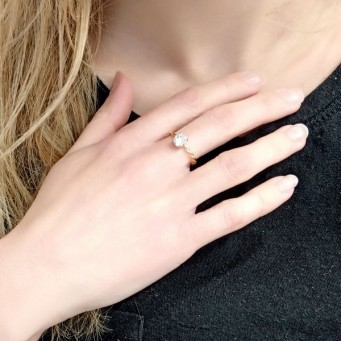 Rings D9180-Silver- plated