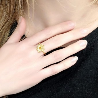 Rings D9181-Gold- plated