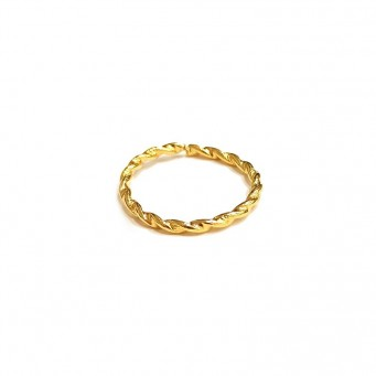 Anelli D9173-Oro- plated