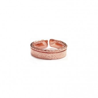Anelli D9175-Oro Rosa- plated