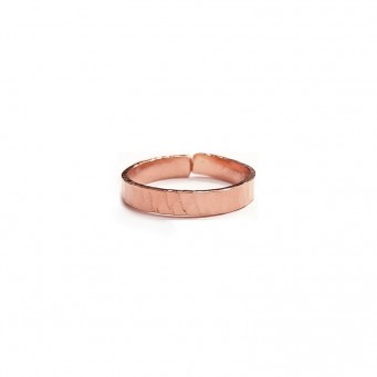 Anelli D9177-Oro Rosa- plated