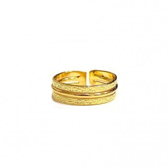 Anelli D9183-Oro- plated