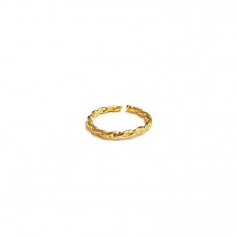 Anelli D9172-Oro- plated