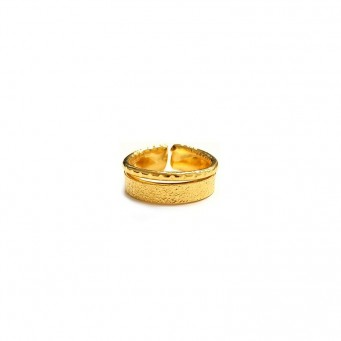 Anelli D9174-Oro- plated