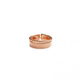 Anelli D9174-Oro Rosa- plated